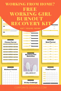 FREE BURNOUT RECOVERY KIT